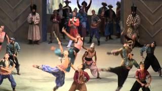 видео Балет «Бахчисарайский фонтан»