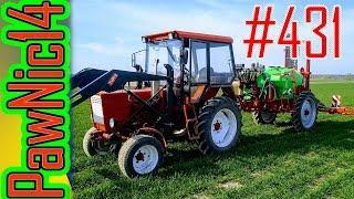 Poprawka T1 w pszenicy ozimej - Życie zwyczajnego rolnika #431