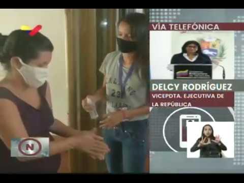 Reporte Coronavirus Venezuela, 10/07/2020: 431 casos, 3 fallecidos, extienden estado de alarma