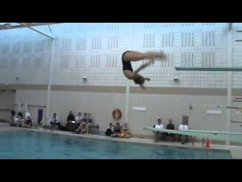 Emma J. - Dual County League Championships - January 2012