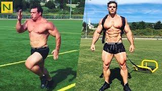 足が速すぎる…!? デカイ筋肉と驚異の運動能力を持つ男。 thumbnail