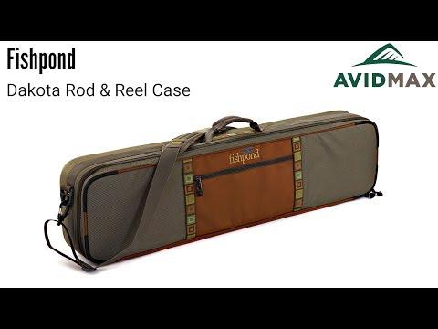 Fishpond Dakota Rod & Reel Case Review | AvidMax