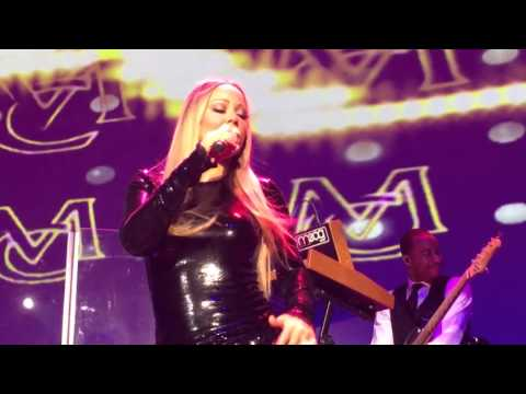 Mariah Carey - 'Shake It Off' at the Qatar Airways Hollywood Gala Dinner at the Dolby Theatre Pt 2