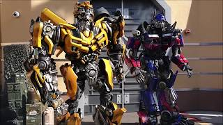 Top 10 Cars - UNIVERSAL STUDIOS Meet the TRANSFORMERS