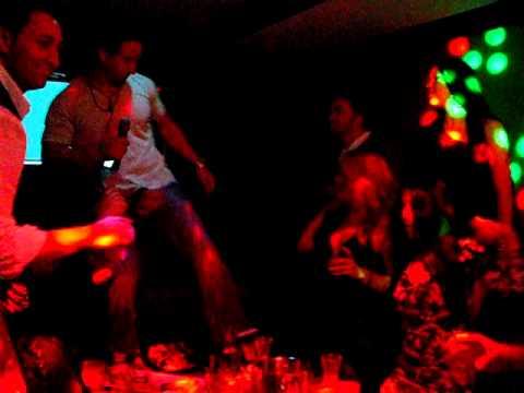 Pulse Karaoke Lounge NYC. Memories by David Guetta.