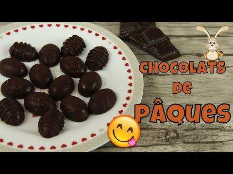 ♡• RECETTE CHOCOLATS DE PÂQUES | COMMENT TEMPÉRER DU CHOCOLAT •♡