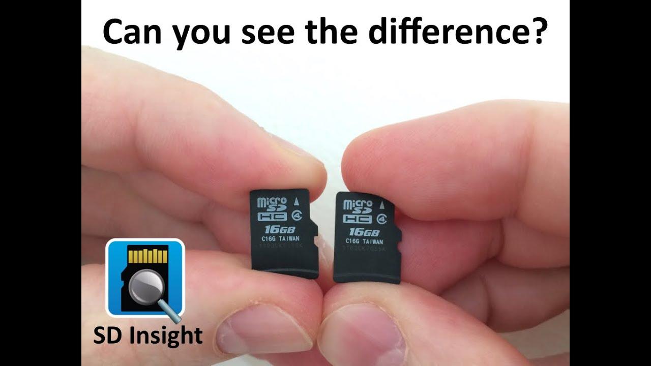 039dbf0959a Problema com seu micro SD? Saiba como descobrir se ele é falso ou original  - TecMundo