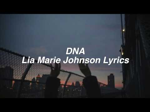 DNA || Lia Marie Johnson Lyrics