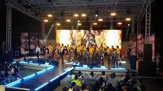 14회공업탑청소년예술제 참가단체합동공연