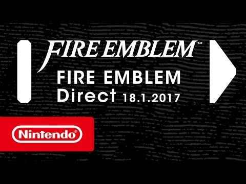Fire Emblem Direct - 18.01.2017