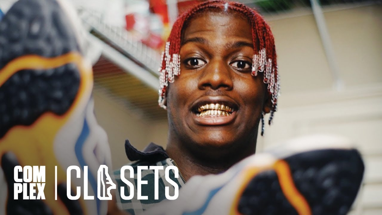 de8407b6b3483c Lil Yachty Shows Off His Extremely Rare Sneaker Collection On Part 1 Of  Complex Closets - Video Más Popular