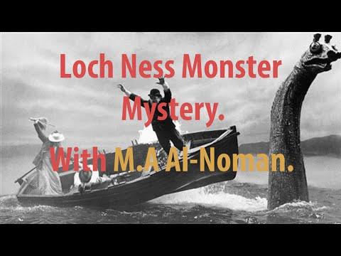 Loch ness monster mystery (M.A Al-Noman)