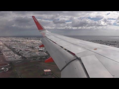 [INFLIGHT] EasyJet A320 G-EZOF London Gatwick - Lanzarote (Full Flight)