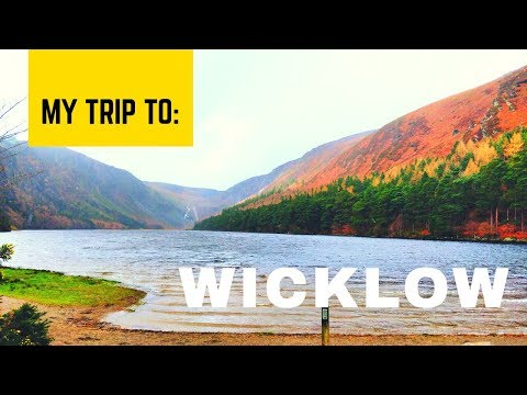 WICKLOW MOUNTAINS IRELAND |  BEST PLACE TO VISIT FROM DUBLIN | DARBY O'GILL | TAMIL VLOG