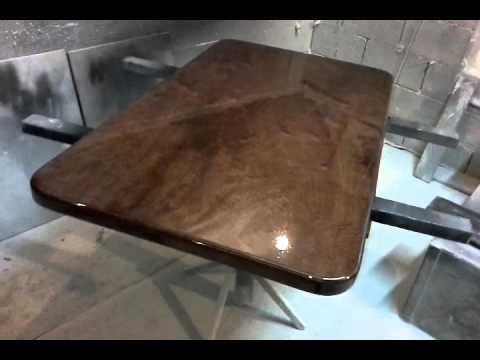 Идиальная дзеркальная покраска мебели