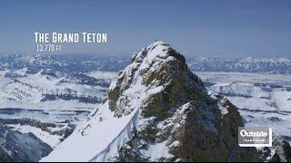 The Grand Teton | Jeremy Jones' Higher