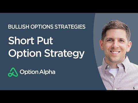 Short Put Option Strategy