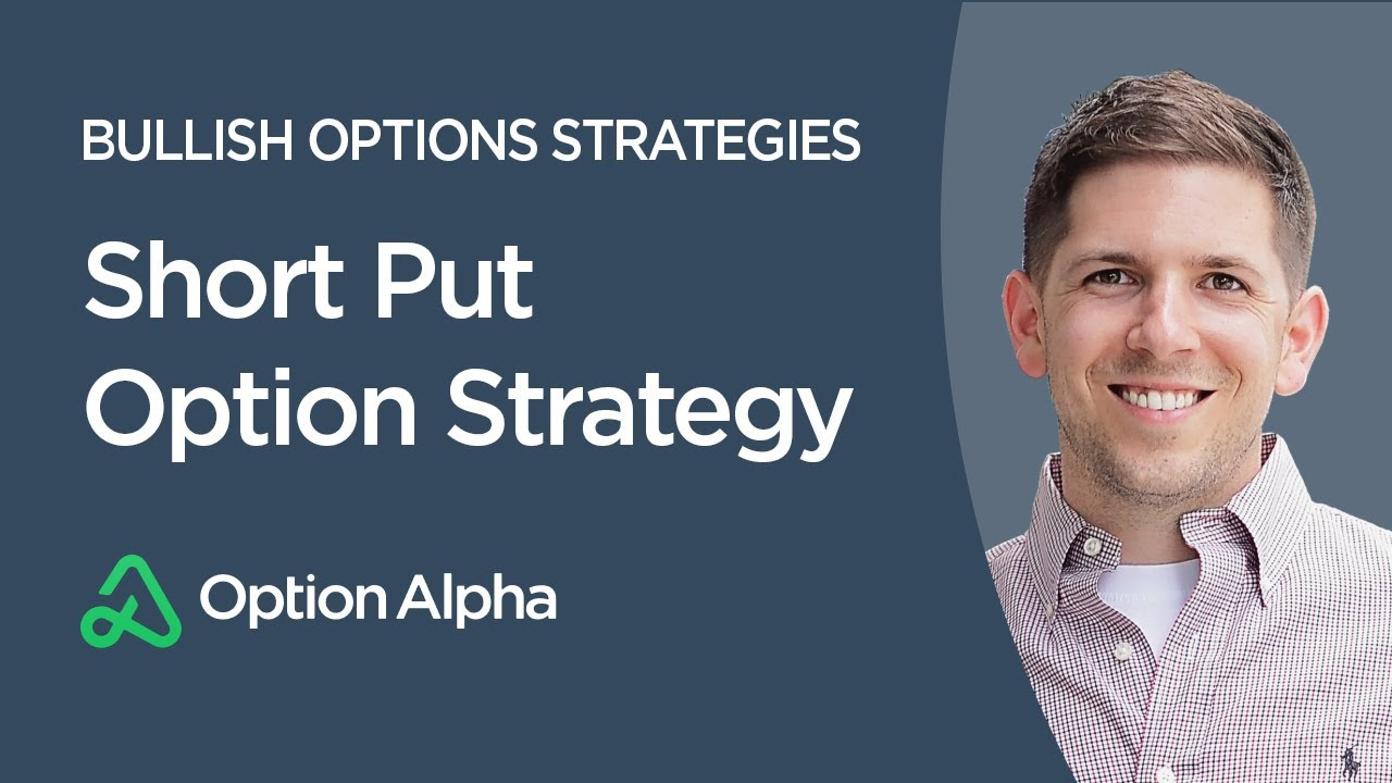 How to short a stock with put options