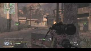 Modern Warfare 2: Search And Destroy - Intervention Gameplay (14-3)