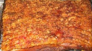 Cách làm thịt heo quay tại nhà ngon như ngoài tiệm