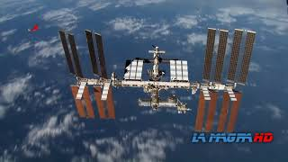 International Space Station: ISS - МКС [1080p]