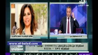بالفيديو.. شهيرة أمين: 'أنا مش شاذة ولا ملحدة'