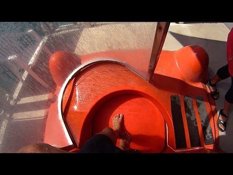 Zuma Loop Water Slide at Cowabunga Bay Las Vegas