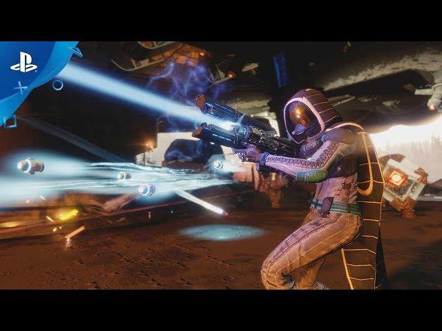 Destiny 2 - Coldheart Exotic Pre-Order Trailer | PS4