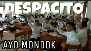 DESPACITO COVER AYO MONDOK - Ala Santri by Menara Band - AL-IZZAH JOMBANG