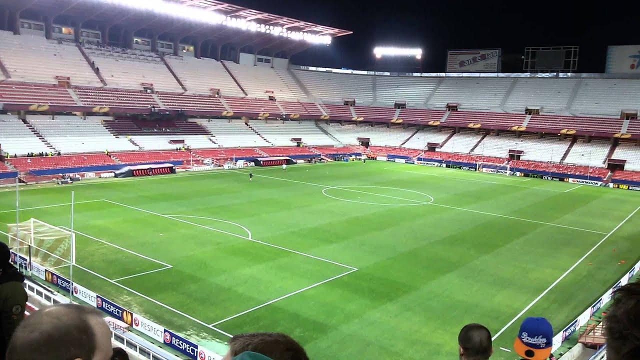 Sevilla Vs Gladbach