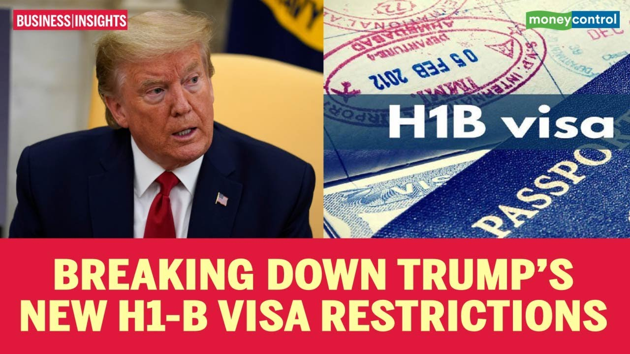 Trump Imposes Visa Restriction Again For Second Time