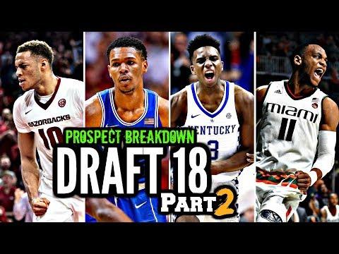 2018 NBA Draft Prospect Breakdown II: Trevon Duval * Hamidou Diallo * Troy Brown