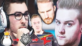 The Complete Evolution Of FaZe Clan (2015 - 2017)