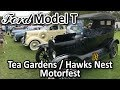 1925 Ford Model T - Tea Gardens Hawks Nest Motorfest