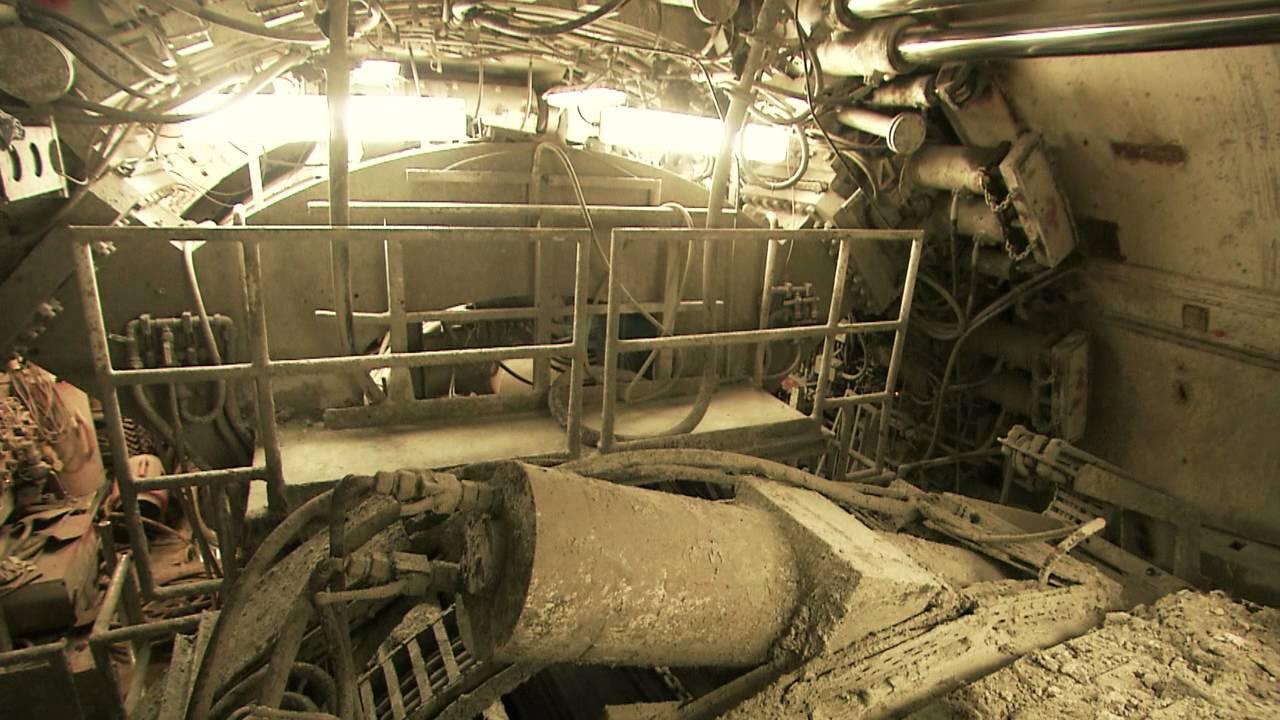 Euclid Creek Tunnel Remaking The Lake Erie YouTube - Lake erie salt mines