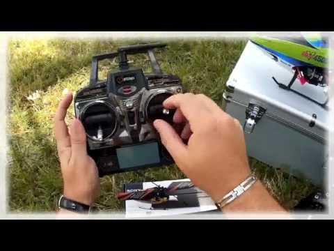 RC Helicopter RC Basics: Introduction to how a RC radio system works RC Helicopter