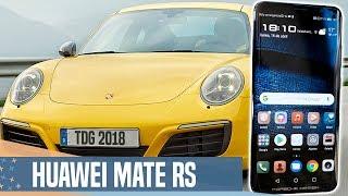 Huawei Mate RS, review: Porsche Design