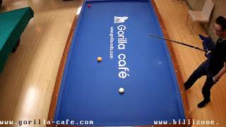 Extreme Artistic Billiard by Florian