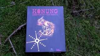 Konung Legends of the North Unboxing (PC) ENGLISH