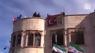 Afrin Operasyonu öncesi Suriye
