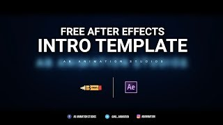 After Effects Free Intro Template - AB-Animations-Studios