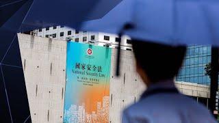 Pékin impose sa loi sur la sécurité à Hong Kong