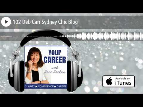 102 Deb Carr Sydney Chic Blog