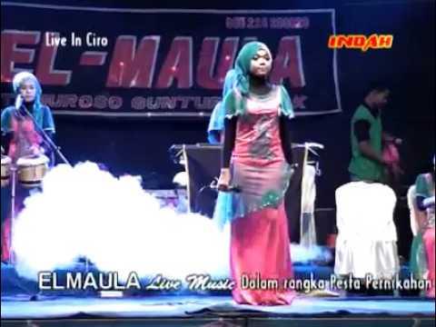 Nasida Ria - Nil amstrong el maula live in demak