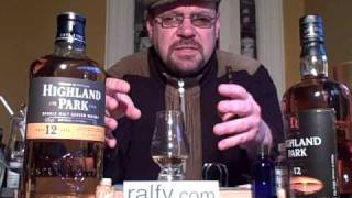 whisky review 20 - Highland Park 12 y.o.