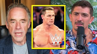 Jordan Peterson Explains Why Men Love WWE | Andrew Schulz & Akaash Singh