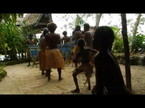Solomon Islands Pan Pipes and Slit Drums Malaita