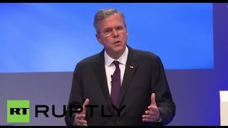 LIVE: Jeb Bush to announce US presidential election candidacy