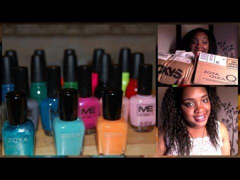 huge-collective-nail-polish-haul-|-zoya,-mattese-elite,-&-sinful-colors