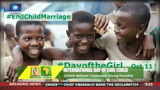 Focus On International Day Of Girl Child With Idahosa |Network Africa|